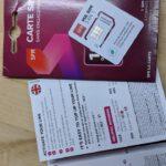 Test: Internet SIM in Frankreich. Lebara = aus dem Supermarkt mit 12 GB für 20 Euro