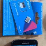 Test: Internet SIM in Frankreich. SFR – 2Go = 2 GB – nur im Notfall