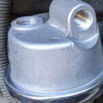 Wartung: Reinigung vom Diesel Vorfilter