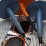 Der Werkzeug Koffer im DAF T244